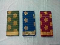 Kanchi silk cotton sarees