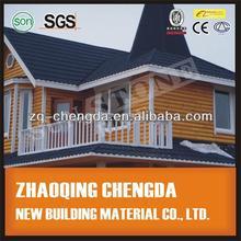 Asphalt Shingle Philippines Stone Coated Metal Roofing Tile Manufacturer