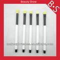 Novo estilo punho plástico da escova de olho maquiagem atacado, beleza maquiagem para olhos/escova cosmética, fábrica de fornecer diretamente