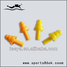 Swimming products waterproof earplug silicone ear plug