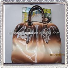 Women's leather purses handbags