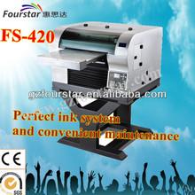 FS-420 digital flatbed phone case printer