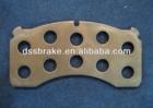 Brake pads of backing plate 29124