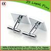 Custom design enamel cufflinks promotional cufflinks