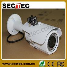 IP camera bullet IP66 CMOS IR camera 720P 1 Megapixel HD Varifocal IP camera