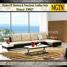 Genuine Leather Furniture Genuine Leather Sofa 1253