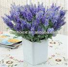 A-218 Cheap real touch silk artificial flower bush