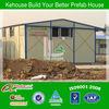 Eco environmental sandwich panel prefab house wood ready low cost