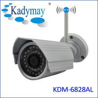 Popular HD 720p webcam night vision IP66 waterproof 2mp wireless p2p outdoor wireless network ip camera