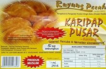 Frozen Karipap Pusar Inti kentang