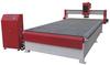 3d cnc wood carving machine / wood cnc router / engraving machine cast iron bed