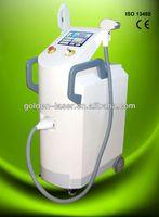 2014 new style diode laser+ipl!braun hair removal machine