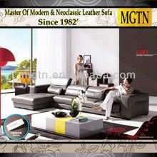 Genuine Leather Furniture Genuine Leather Sofa 1281