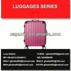 best and hot sell luggage abs carry-on luggage for luggage using