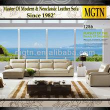 Genuine Leather Furniture Genuine Leather Sofa 1286