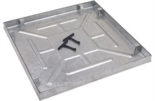 600 x 600 x 46mm Water & Gas Tight Recessed Manhole Cover