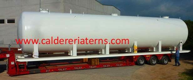 80.000L Double Wall Storage Tank BS EN 12285