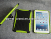 For iPad Mini combo case, PC and TPU with kickstand, 50pcs to start