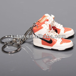 Vintage Jordan Shoes Keychain for holiday decoration