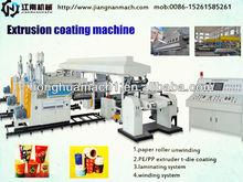 SUPER SUPPLIER MULTI-LAYER paper hot melt glue coating machine