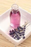 Lavender Oil for Natural