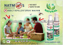 mosquitoes repellent spray safe to use, eco friendly