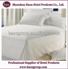 Top sale modern king/queen size soft flat sheet 100% cotton