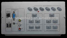 Audio-video signal Multimedia central controller,Control multimedia devices