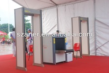 K6550 Baggage scanner Army,Police Station,Post Office x-ray scanning Inspection System