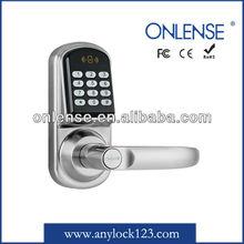 Wide used electronic digital swipe card lock