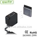 من خلال الحزمة كهروضوئية مصغرة المصنعة من قبل qwifm مستشعر الضوء