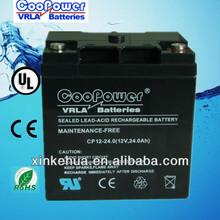 Long life Solar System Battery GEL Solar Battery 12V 26AH