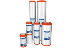 Aquafilter water filter cartridge with activated coconut shell carbon resin