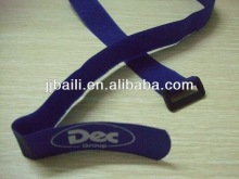 2013 hot selling elastic velcro tape/velcro cable tie, elastic velcro strap