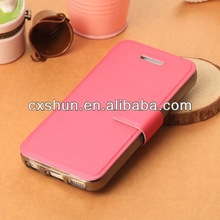 Updated Wire drawing grain chinese cell covers case for iphone 5c