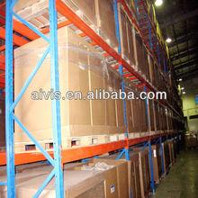 China warehouse racking manufacturer's pallet rack