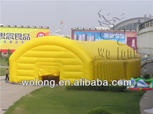 Customized Bubble Tent Inflatable Bell Tent / Camping Tent for Sale