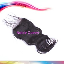 100% Human Hair Lace Closure New Arrival Fashion Style Wholesale Price Straight Weave Peruvian Lace Closure