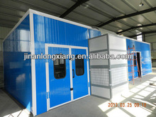 Furniture Painting Room/wood furniture painting equipment/Painting and spraying Room