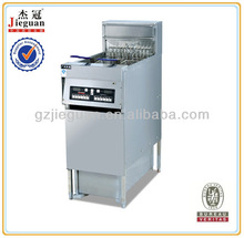 KFC deep fryer machine with oil filter DF-30A in guangzhou