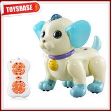 Remote control squeaky vinyl ball dog toys