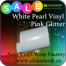 Automotive white natural freshwater pink pearls with color changing size 1.52*20m