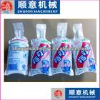 SD-8 soft tube plastic bag/pouch/sachet/plastic water filling sealing machine