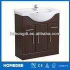 30'' ebony solid wood costco tona bathroom vanity