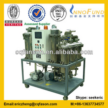 Fason DTS middle distillate oil filtering equipment exclusive mineral oil regeneration solutions