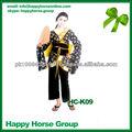 2014 carnival custom made girls geisha costumes, geisha costume