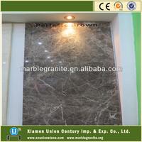 White Veins Grey Stone Perfetto Brown Marble