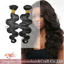 Good feedback factory price 5a 100% human virgin unprocessed beijing hair