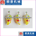 8 heads 8 nozzles pouch water fruit pop fish jelly filling sealing packing machine
