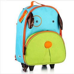 Cheaep cartoon characters luggage